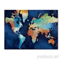World Menagerie 'Seasons Change' Graphic Art on Wrapped Canvas WRMG6034