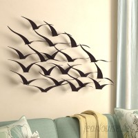 Beachcrest Home Birds Wall Décor BCHH8274