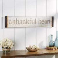 Birch Lane™ Thankful Heart Wall Décor BL18125