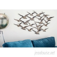 Cole Grey Metal Wall Décor CLRB1908