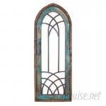 MyAmigosImports Valeria Architectural Window Wall Decor MYAM1019