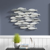 Rosecliff Heights School of Fish Wall Décor ROHE2992