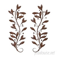 Winston Porter Traditional Leaf And Berry Wall Decor CLRB6350