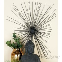 Cole Grey Metal Wall Décor CLRB1900