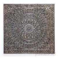 Cole Grey Metal Wall Decor COGR5842