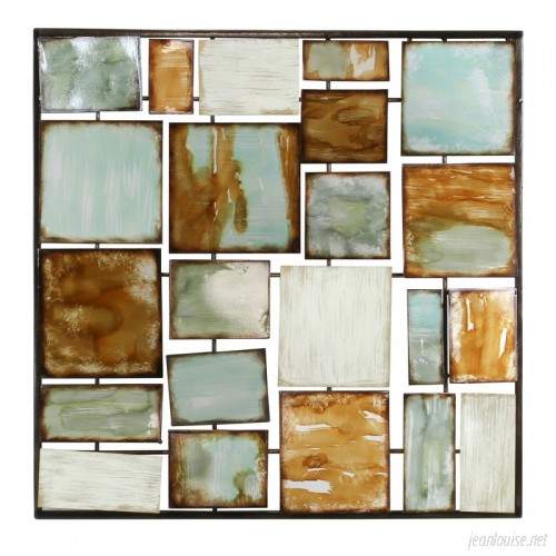 Williston Forge Abstract Metal Wall Décor WLFR6181