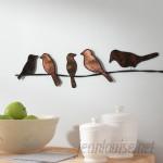 Winston Porter Birds On A Wire Wall Décor WNSP1978