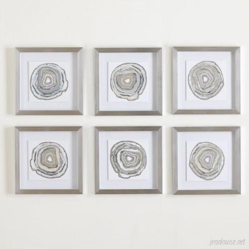 Birch Lane™ Geodes Framed Prints BL10834