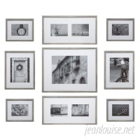 Gracie Oaks Marquard 9 Piece Wall Gallery Picture Frame Set NIEL1610