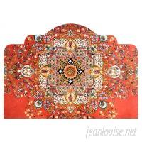 Bungalow Rose Moutanabi Vintage Rug Adhesive Headboard Wall Mural BNGL2797