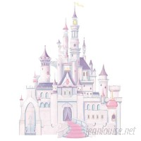 Room Mates Disney Princess Castle Wall Decal RZM1631