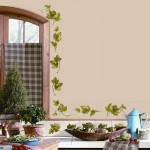 Room Mates Room Mates Deco 26 Piece Evergreen Ivy Wall Decal RZM1343