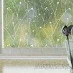 Stick Pretty Willow Privacy Window Film ODHA1140