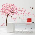 Walplus Cherry Blossom Wall Decal WLPU1119