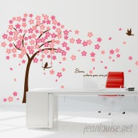 Walplus Cherry Blossom Wall Decal WLPU1119