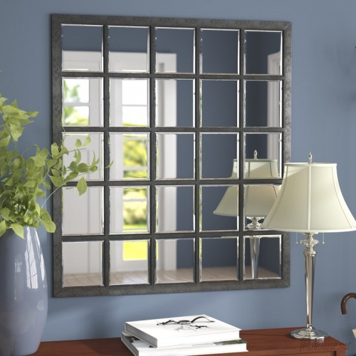 Darby Home Co Accent Window Mirror DABY1568