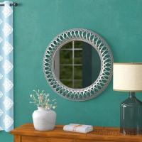 Fleur De Lis Living Trina Lattice Accent Mirror FDLL6958