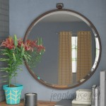 Langley Street Minerva Accent Mirror LGLY3078