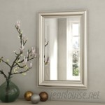 Rosdorf Park Beaded Accent Mirror ROSP3527