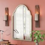 Three Posts Moseley Metal Wall Mirror TRPT1902