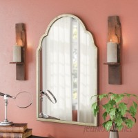 Three Posts Moseley Metal Wall Mirror TRPT1902