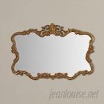Willa Arlo Interiors Braeden Traditional Rectangle Wall Mirror WRLO6813