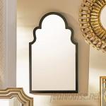 Willa Arlo Interiors Fifi Contemporary Arch Wall Mirror WRLO4605