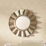 Willa Arlo Interiors Vertical Round Wall Mirror WRLO6186