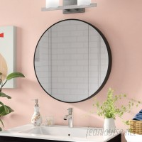 Zipcode Design Kittel Wood Wall Mirror ZPCD5908