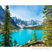 "Brewster Home Fashions Lake Moraine 8' x 118"" 6 Piece Wall Mural Set BZH9307"