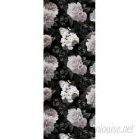 Brewster Home Fashions Moonlight 8' x 72 2 Piece Wallpaper Panel BZH9441
