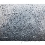 """Brewster Home Fashions Scratched Metal 94"""" x 118"""" 6 Piece Wall Mural Set BZH9263"""
