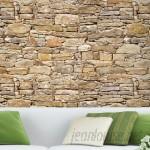 Brewster Home Fashions Stone Wall Mural BZH8439