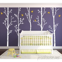 Pop Decors Birch Trees Wall Decal POPD1531