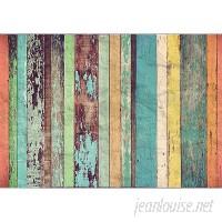 WallPops! Colored Wood 12' x 100 Wall Mural WPP1826