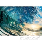 WallPops! The Perfect Wave Wall Mural WPP1824