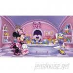 York Wallcoverings Walt Disney Kids II Minnie Wall Mural DOQ1324