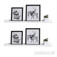 Red Barrel Studio Photo Ledge Picture Display Floating Shelf RBRS3458