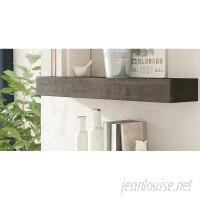 Union Rustic Henjes Wood Wall Shelf UNRS4286