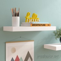 Zipcode Design Isabella Floating Shelf ZIPC1558