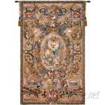 Charlotte Home Furnishings Feu Tapestry CHHF1185