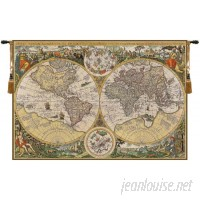 Charlotte Home Furnishings Orbis Terrae Tapestry CHHF1216