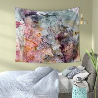East Urban Home Floating Colors by Iris Lehnhardt Wall Tapestry EHME9161
