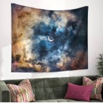 East Urban Home Night Moves by Bruce Stanfield Wall Tapestry EUBN8436