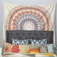 East Urban Home Vintage Mandala by Famenxt Wall Tapestry EUBN8275