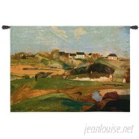 Fine Art Tapestries Cityscape, Landscape, Seascape Landscape at Le Pouldu Tapestry FAT1512