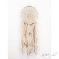 Mistana Boho Feather Dreamcatcher Wall Hanging MTNA4223