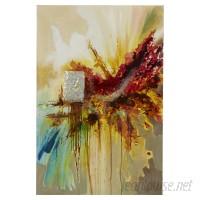Brayden Studio Equinox Painting Print on Wrapped Canvas BRSD8056