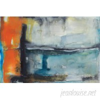 East Urban Home Surge Painting Print on Wrapped Canvas USSC5706