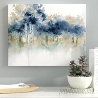 Ebern Designs 'Waters Edge III' Print on Wrapped Canvas EBDG1200